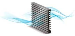 Construction Specialties Architectural Louvers Airflow-function